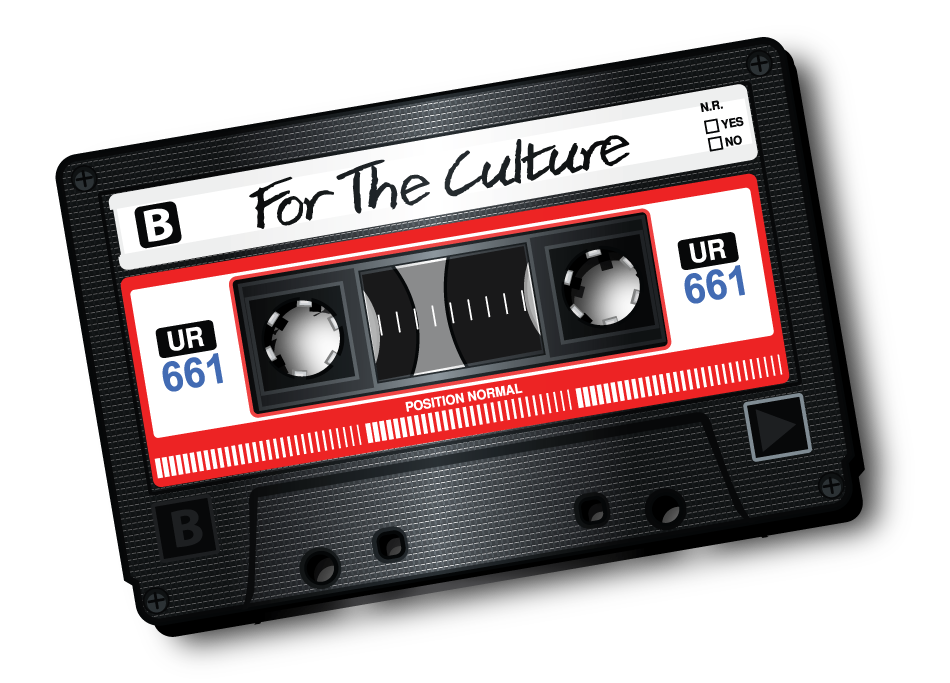 The B-Side Interviews Show Tape Logo