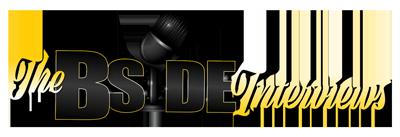 The B-Side Interviews Show Logo